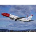 Norwegian med god passagervækst og høj belægning i juni