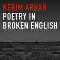 "Kerim Arhan släpper sitt album ""Poetry In Broken English"" 10 februari."