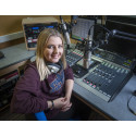 Final year Journalism student nominated for national radio award