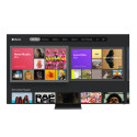 Fra i dag kan du lytte til Apple Music på dit Samsung Smart TV