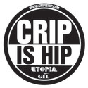"Logotyp: GIL och Utopia goes Almedalen under devisen ""Crip is hip"""
