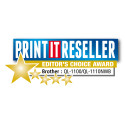 Brother label printers win Print IT Reseller Editor's Choice Award