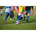 Vanlig skada som drabbar fotbollstränande barn- och ungdomar