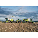 CLAAS TERRA TRAC – it's all about the soil