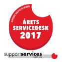 Årets Servicedesk 2017