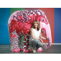 Alex Jones designs elephant for UK Elephant Parade