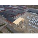 Martinsons driftsätter ny produktionslinje för KL-trä