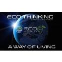 En symbios mellan ekologisk, ekonomisk och social hållarhet är En Hållbar Utveckling