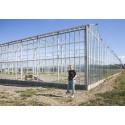 Viklunda expanderar - bygger nytt växthus
