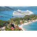 Stort intresse för kryssningar bland barnfamiljer  – nu lanserar Royal Caribbean egen ö på Bahamas