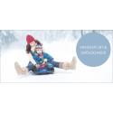 Allt för en lyckad vinterresa med barnen