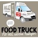 Svenska kyrkan på food truck-turné