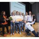Viktor Rydbergs skola är Årets Future City-skola