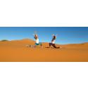 Minztee, Meditation und Sonnengruß zum Ruf des Muezzin: NOSADE geht mit individuellen Yoga-Reisen in Marokko an den Start