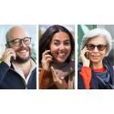 Baraprata utökar sin gratis telefontjänst med gruppsamtal