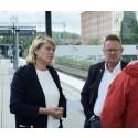 C: Inför en trygghetscentral i Skånetrafiken