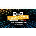 Comic Con Stockholm förlänger sitt partnerskap med GameStop över 2018