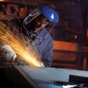 Bekvämare slipning av rostfritt och höglegerat stål