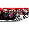 WWE LIVE™ ÅTERVÄNDER TILL SVERIGE OCH HOVET I HÖST