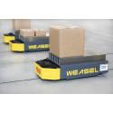 Weasel – en flexibel nyhet för intern transport