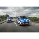 Ford Transit hylder Ford GT ved Goodwood