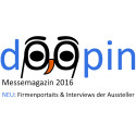 doopin – Termine & Infos zu Messen in 2016