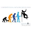 Den svenska uppstickaren för Sociala Intranät, Whtson, expanderar ytterligare
