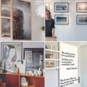 Iværksætteri med plakater, rammer og fotoprint