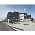 IT-kluster i Masthusens nybyggda och fyllda kontorslokaler
