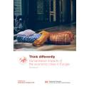 Sammanfattning av rapport från Röda Korset: Think Differently