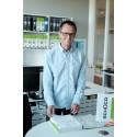 En teknisk guru etter 25 år i Schüco Norge