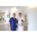 Succé för satsning på nyexaminerade sjuksköterskor