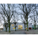 Göteborgs krematorium årets bästa byggnad