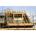 Construction industry output fell in May