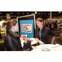 Eget Företag 2010: rådgivning i NyföretagarCentrums monter