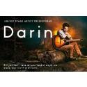 Turnépremiär för Darins snart helt utsålda vårturné