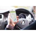 Fortsatt snabb tillväxt i Kungsbacka - mobilparkering ökar med 50 procent