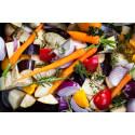 Slipp slänga grönsaker