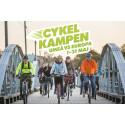 Umeå utmanar Europa i Cykelkampen
