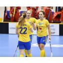 Sveriges U19-damer framme i VM-final - efter ny nolla