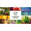 Rättvis handel och ambitiösa mål i fokus i The Body Shops hållbarhetsrapport