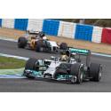 Flödesmätare från Amtele löser Formel 1 problem