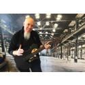 Jordan Rudess från Dream Theater går med i SmartGuitar-bolaget MIND Music Labs