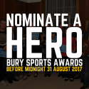 Vote now for Bury's sporting heroes and heroines