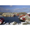 Vinter på Väderöarna