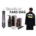 5 saker pappa vill ha på Fars dag!