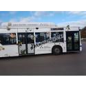 Bananmingel på #hursvårtskadetva bussen