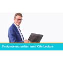 Säljarnas bjuder in till frukostseminarium - LinkedIn som säljverktyg med Olle Leckne