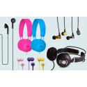 Försäljningen av hörlurar fyrdubblas i julhandeln