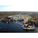 Expansiv gästhamn i Gustavsberg